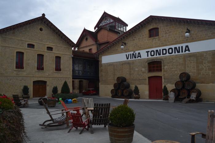 Bodega Viña Tondonia