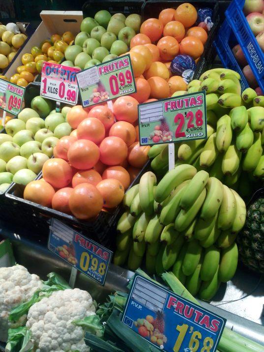 Frutas y Verduras Jesús y Rosi