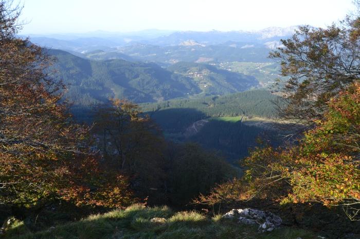 Vistas desde Arimekorta