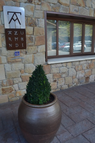 Restaurante Prêt á porter de Azurmendi