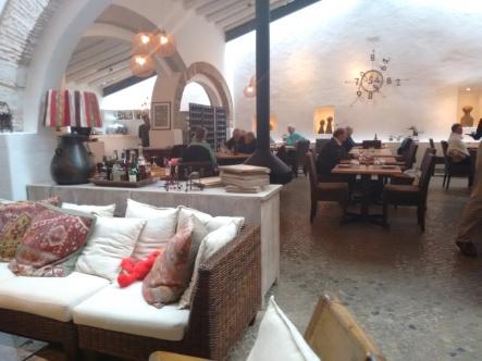 Comedor y salón