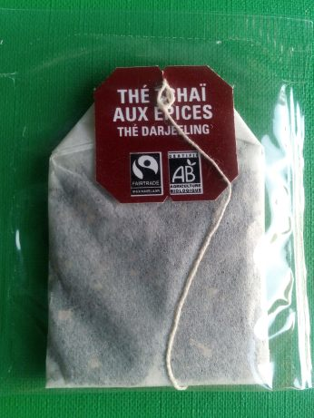 Té Tchai con especias