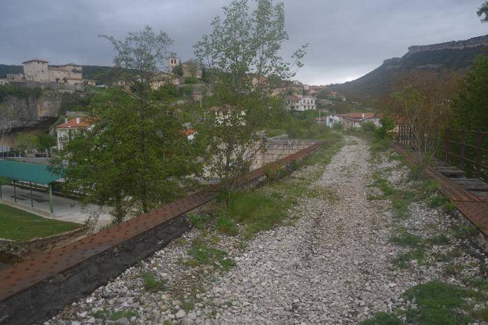 Puente de las vías