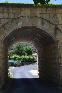 Túnel de la vía de Puentedey