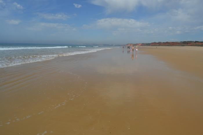 Praia Rocha Baixinha