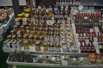 Puesto de miel