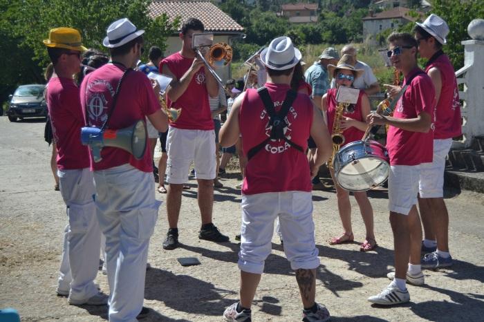 Charanga Coda en La Barcena