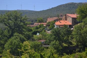 Vista desde el barrio Las Viñas