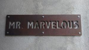 Mr. Marvelous
