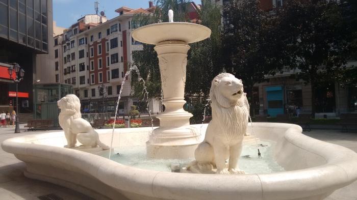 Fuente de la Plaza Jado