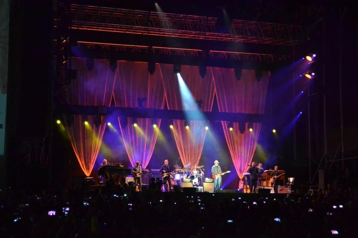 Mark Knopfler en Gredos 2015