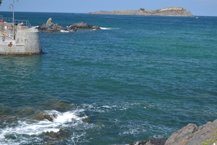 Isla Izaro