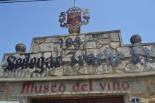 Museo del Vino en la antigua bodega
