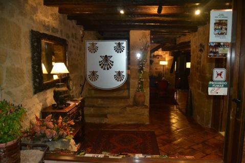 Hall de Casa de Legarda