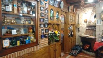 Hall del Mesón El Pastor