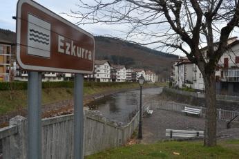 Río Ezkurra