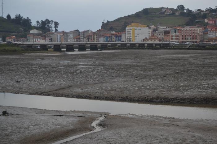 Puente sobre la Ría de Ribadesella