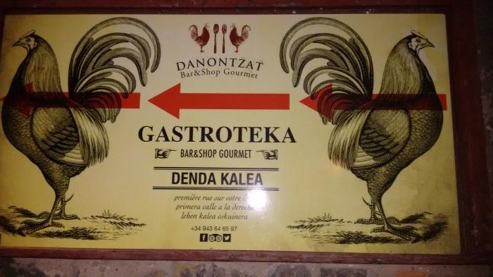 Gastroteka Danontzat