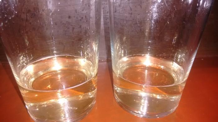 Vasos de txakoli Zudugarai