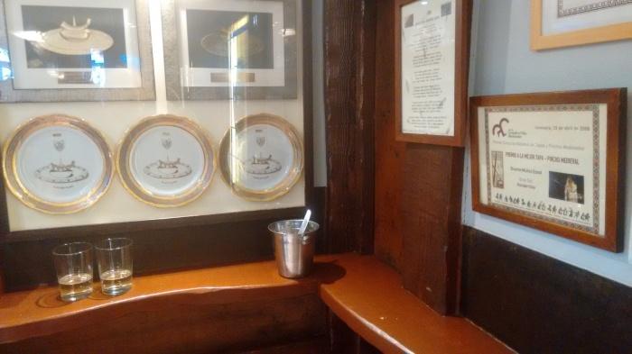 Rincón del bar