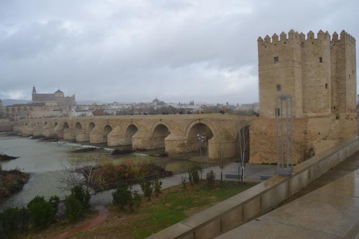 Puente Romano y Torre de Calahorra