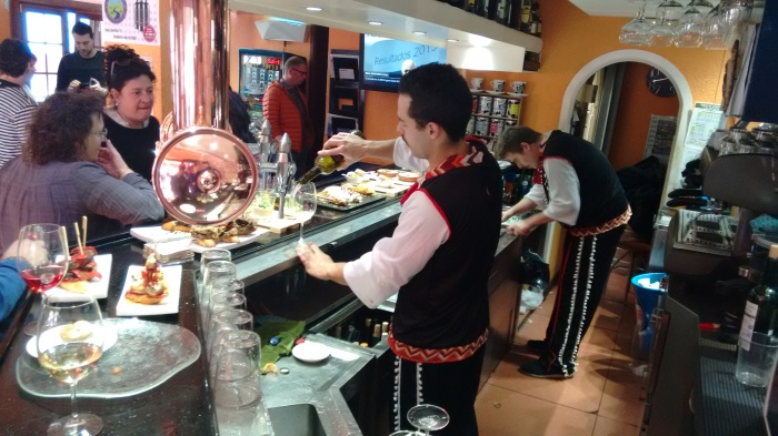 Taberna Pastoriza, Astigarraga
