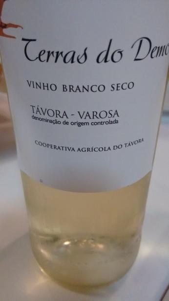 Vinho branco seco Terras do Demo