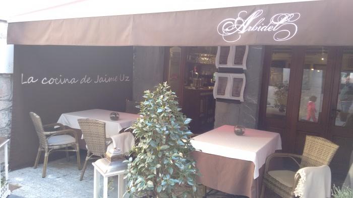 Restaurante Arbidel