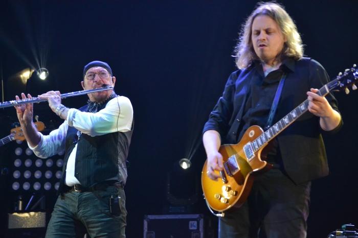 Ian Anderson y guitarrista