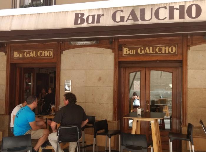 Bar Gaucho de Pamplona Iruña