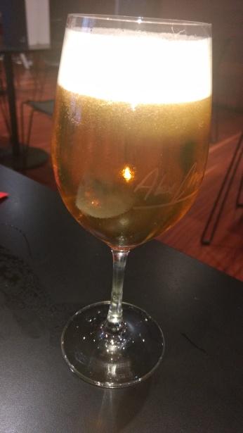 Cerveza Estrella de Galicia