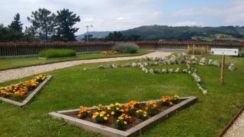 Jardín de la azotea