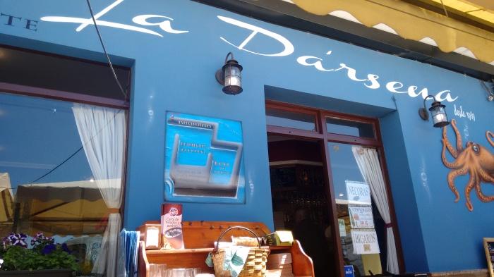 Restaurante La Dársena de Luarca
