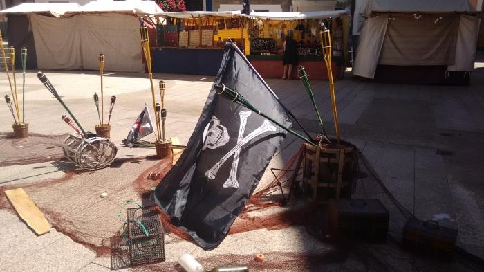 Fin de semana Pirata de Luarca