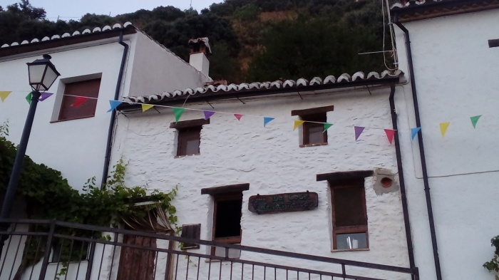 Casa Rural Las Parras de Benalauría