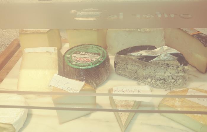 Cheese corner del Restaurante El Retiro