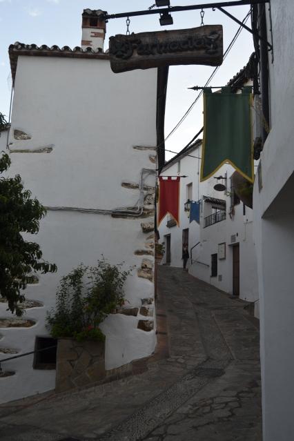 Calle de Benalauría
