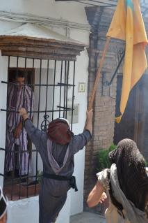 Los mudéjares toman el Castillo
