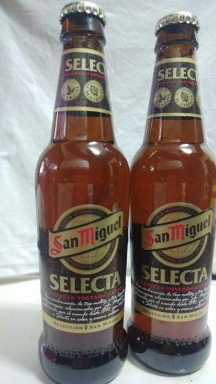 Cerveza San Miguel SELECTA