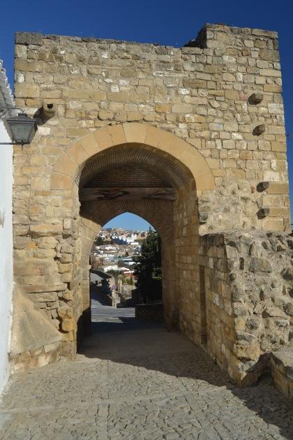 Puerta de Santa Lucía de Úbeda