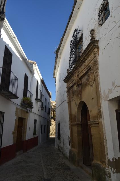 Calle de Úbeda