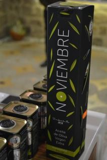 Aceite de oliva virgen extra Noviembre
