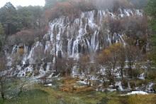 Cascada del río Cuervo