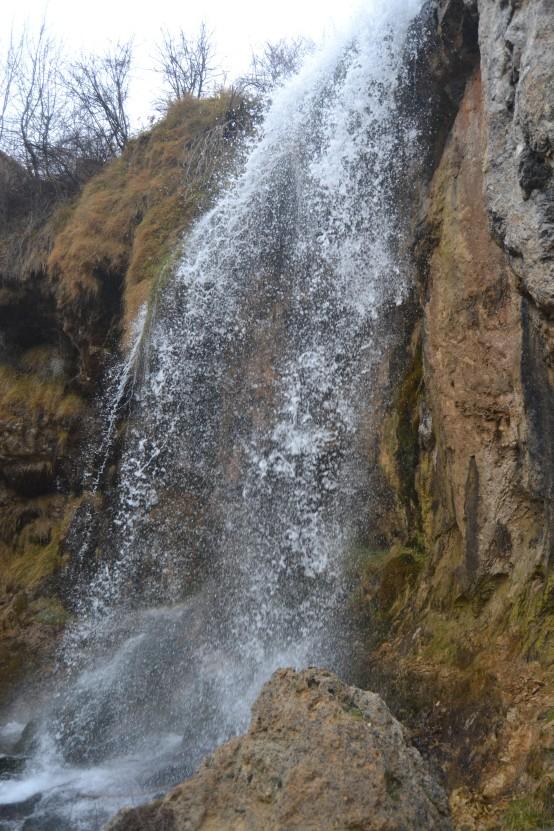 Cascada del Molino de la Chorrera
