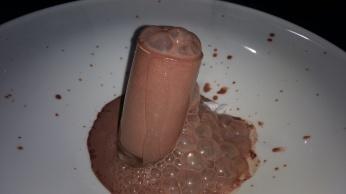 Trufa y Pompas de chocolate