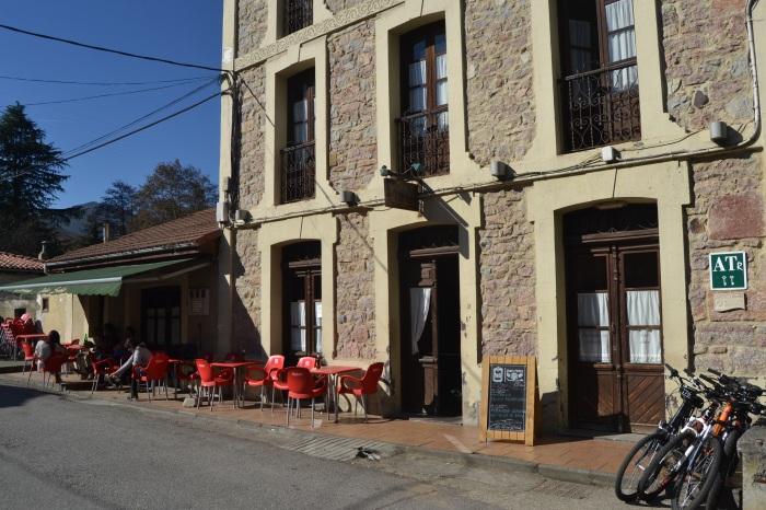 Restaurante Peña Sobia de Entrago