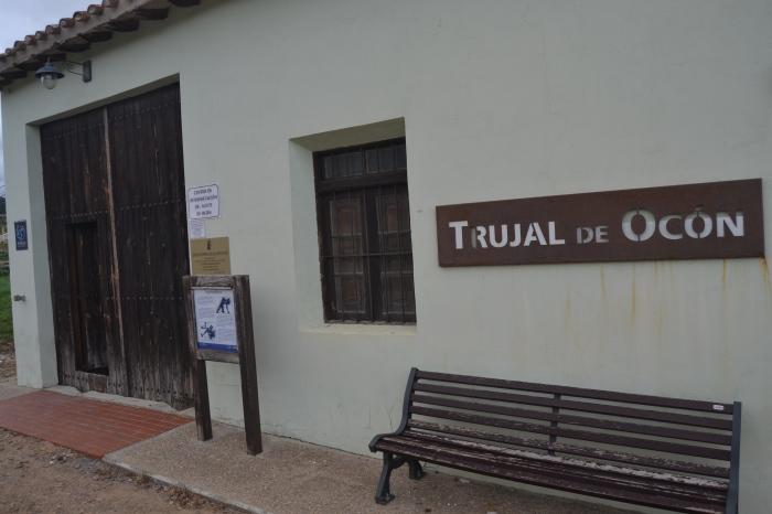 Trujal Museo de Ocón