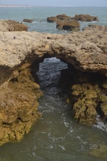 Arco en la roca