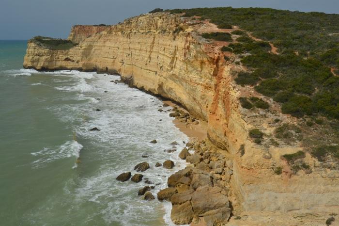 Acantilados del Algarve