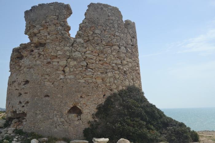 Atalaya derruida